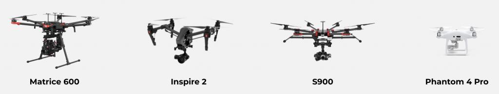 Alquiler Drones Barcelona Team