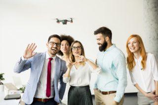 Alquiler Drones Barcelona: imágenes aéreas para eventos