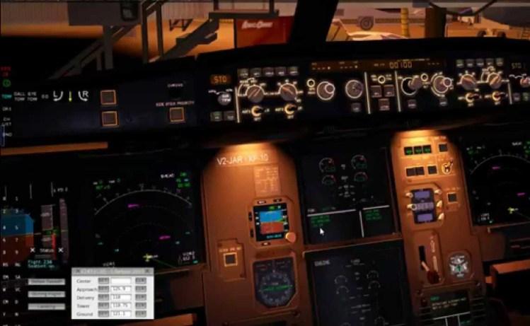 Simulador de drones X PLANE Pro