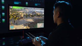 Simulador de drones para pilotos