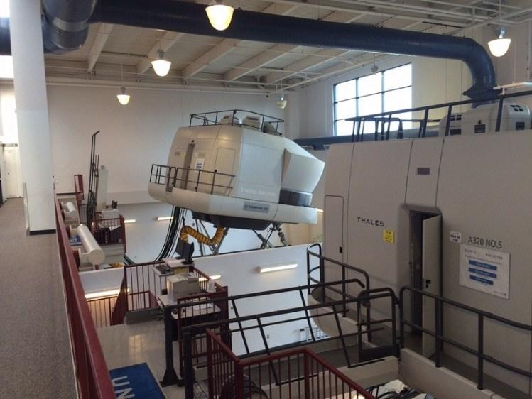 Simulador de vuelo 2
