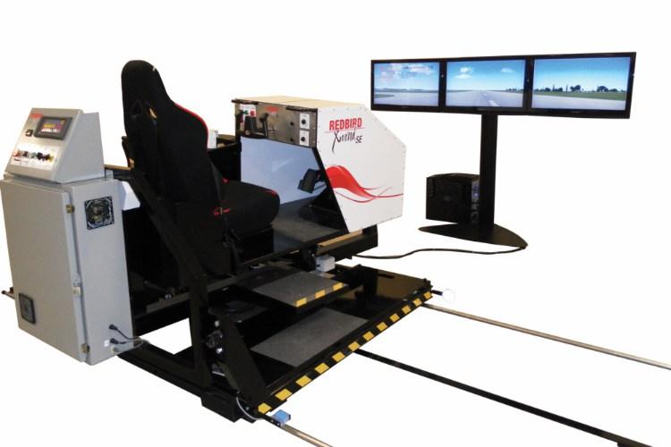 Simulador vuelo drones