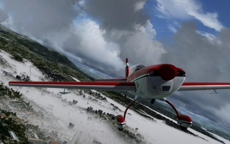 Simulador drones