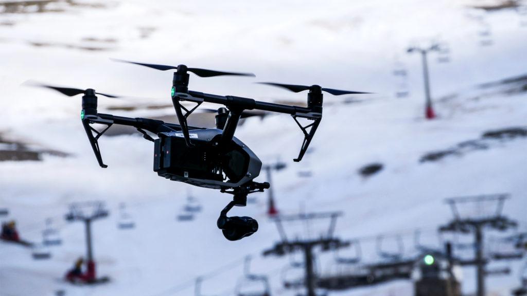 Drones Profesionales Eventos