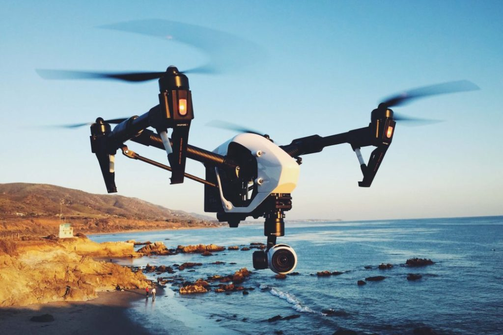 Drone Services Inspire 2