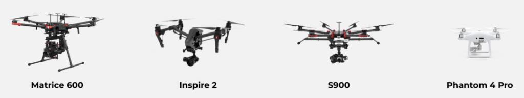 Drone Services Fleet