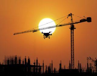 ¿Por qué realizar seguimiento de obras con drones?