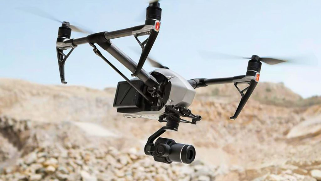 precio grabacion dron