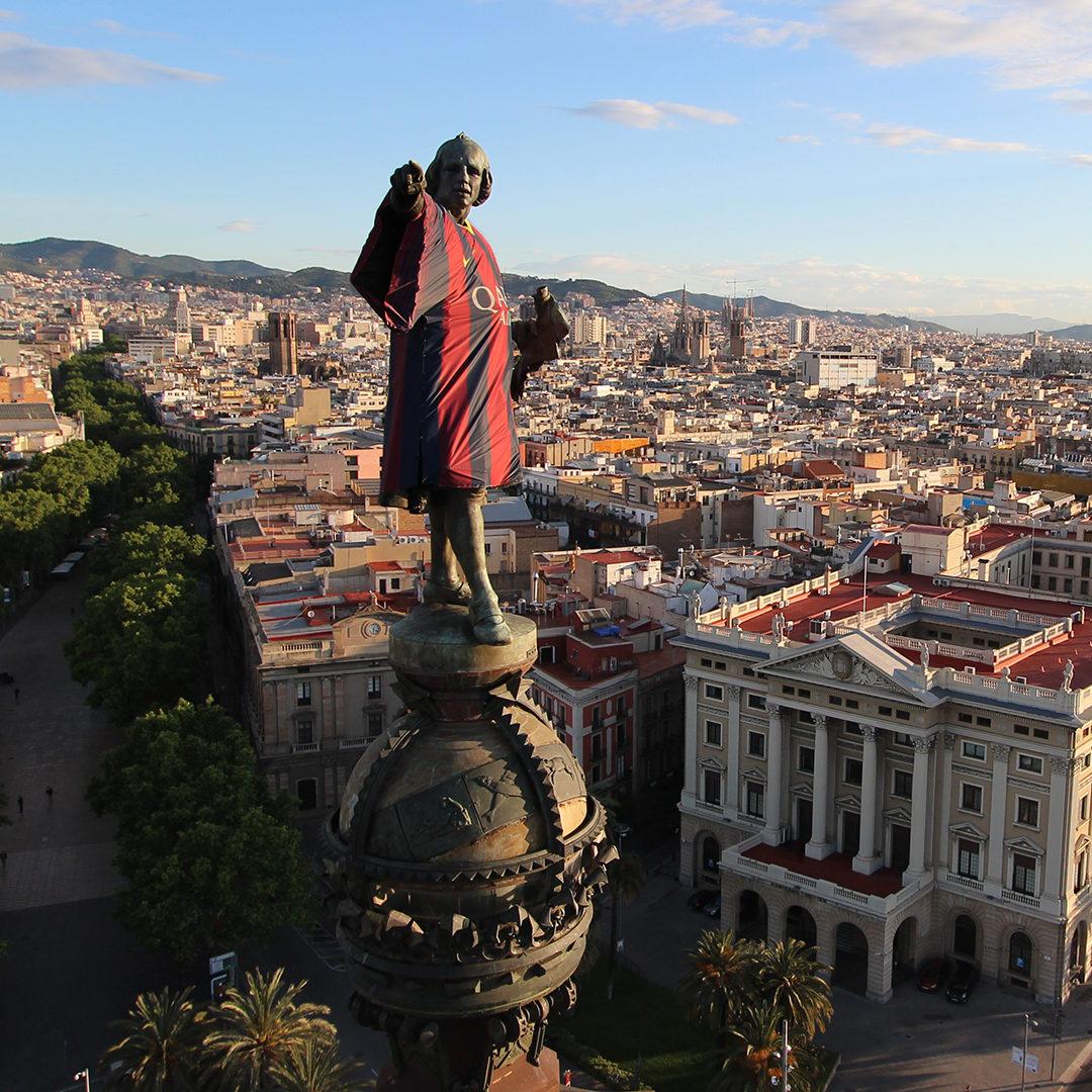 rental drones barcelona