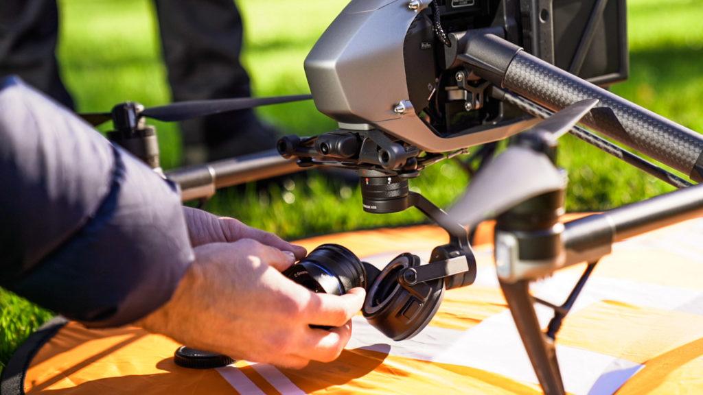 Servicios con Drones