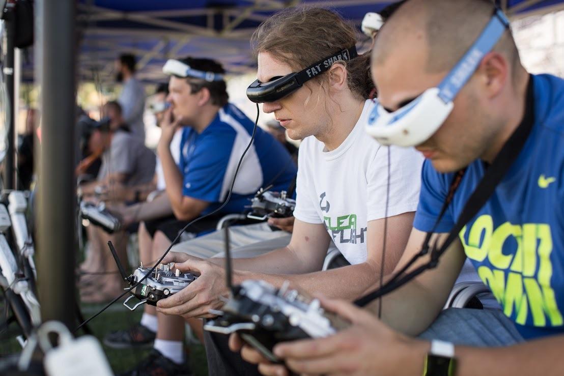 Ponte las Goggles: lo esencial sobre los drones FPV