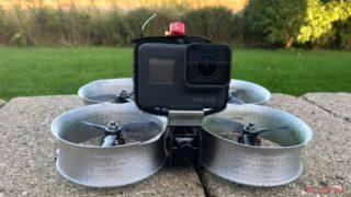 Drones Cinewhoop: estabilidad y calidad de imagen inigualables
