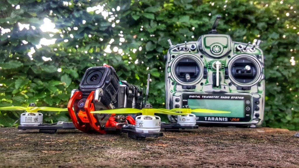 Cinematic FPV Drone