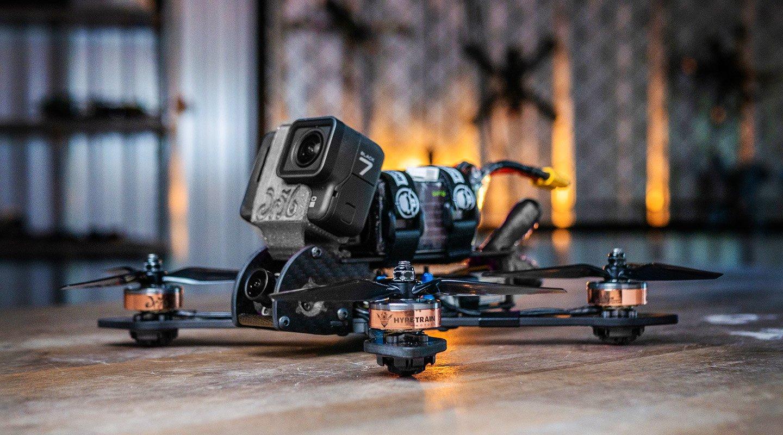 FPV drones, los imprescindibles para rodajes cinemáticos